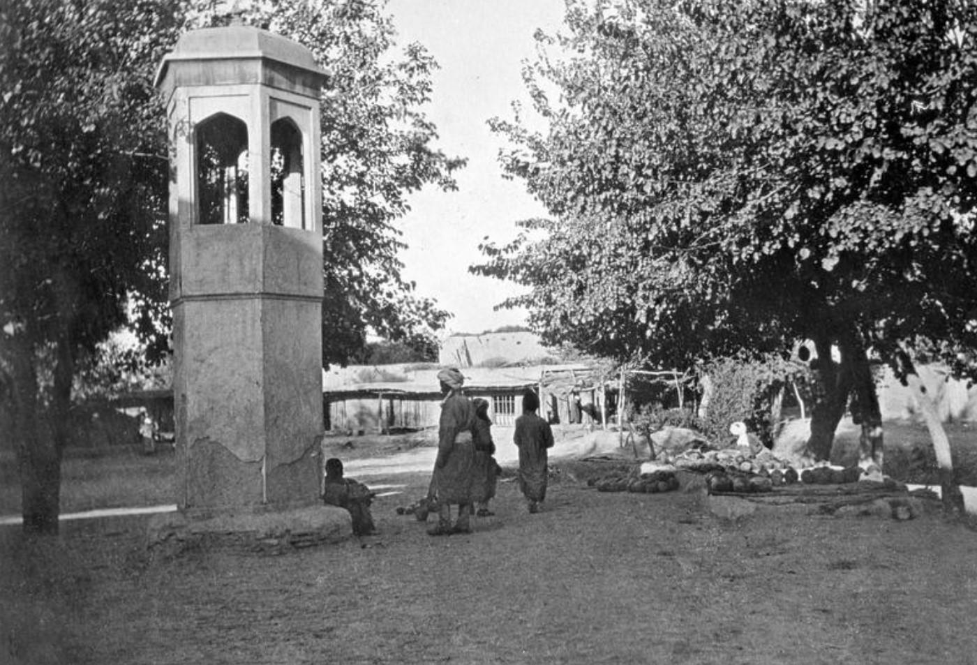 Летняя мечеть