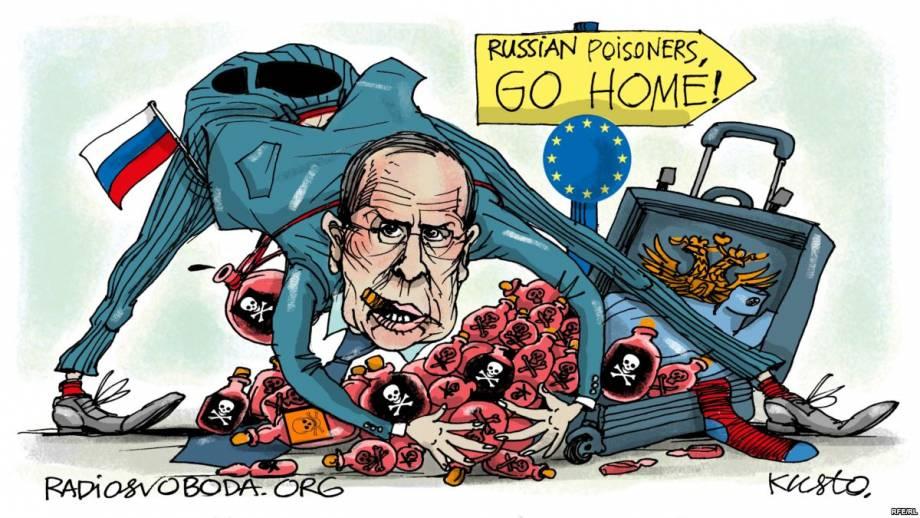 Радио Свобода Daily: отравление Скрипача повлекло массовое выдворение российских дипломатов