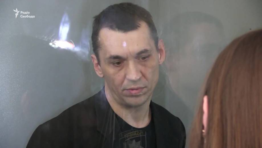 Суд продлил арест подозреваемому в захвате отделения «Укрпочты» в Харькове (видео)