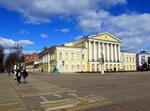 Дом Борщова в Костроме. Двухмерный вид.