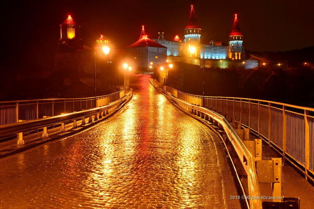 Золотая дорога в средневековье