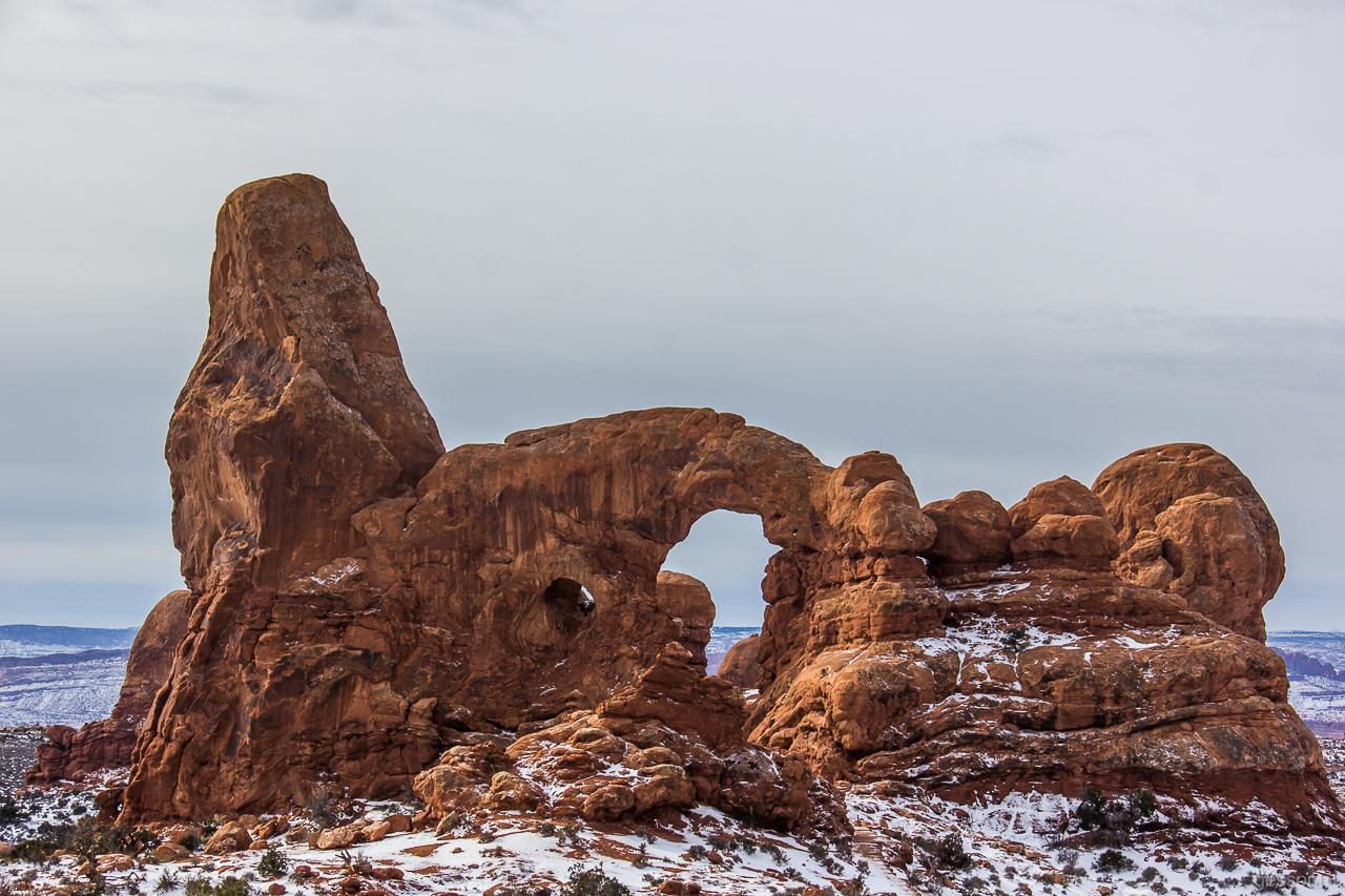 Национальный парк Арчес. Arches National Park.