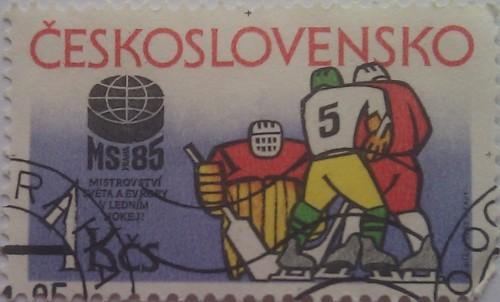 чехословакия хоккей 1