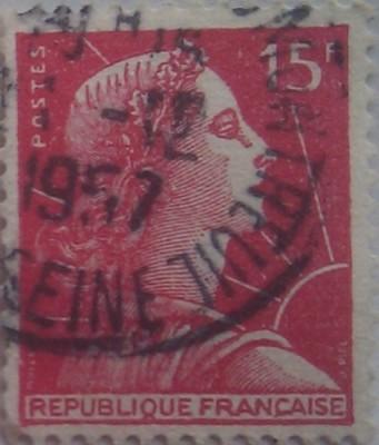 франция женщина 15
