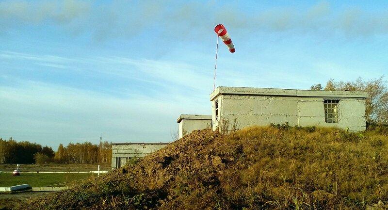 Ветроуказатель у Транснефти