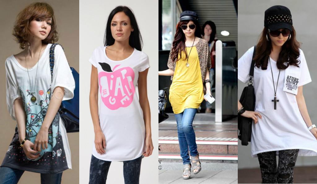 Многие задаются вопросом: «для чего нужна футболка, в которой можно укутаться как в одеяло?». С помо