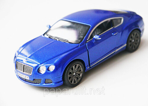 Kinsmart Bentley Continental GT