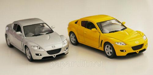 Kinsmart Mazda RX-8