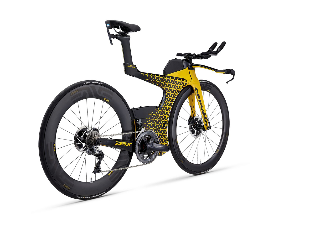 Lamborghini x Cervelo The Future of Cycling (11 pics)