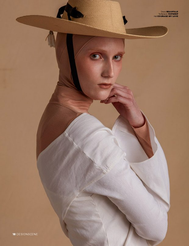 Cactus Flower by Alvaro Goveia for Design SCENE Magazine #22 Issue