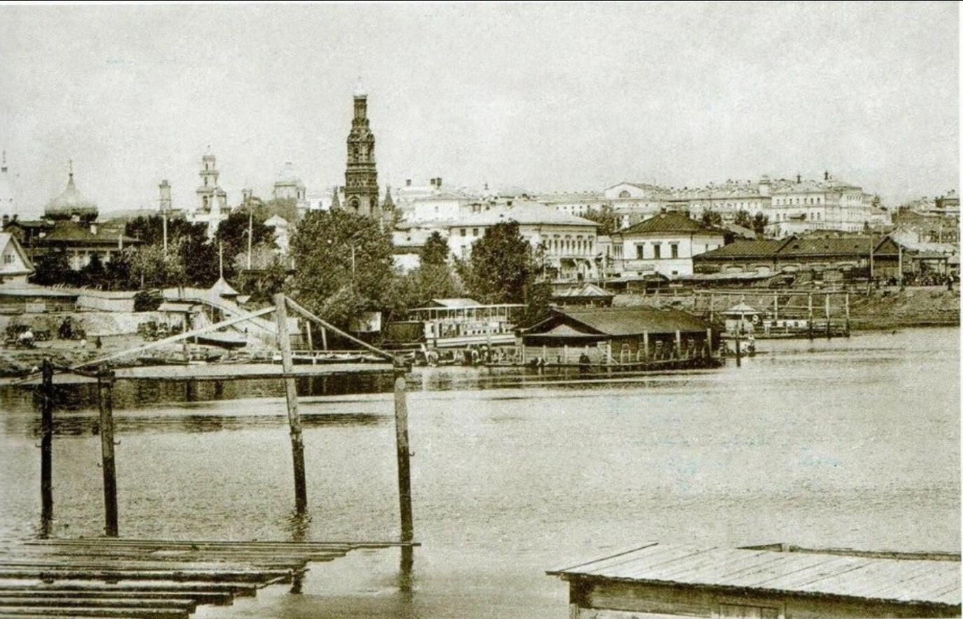 Вид на озеро Кабан