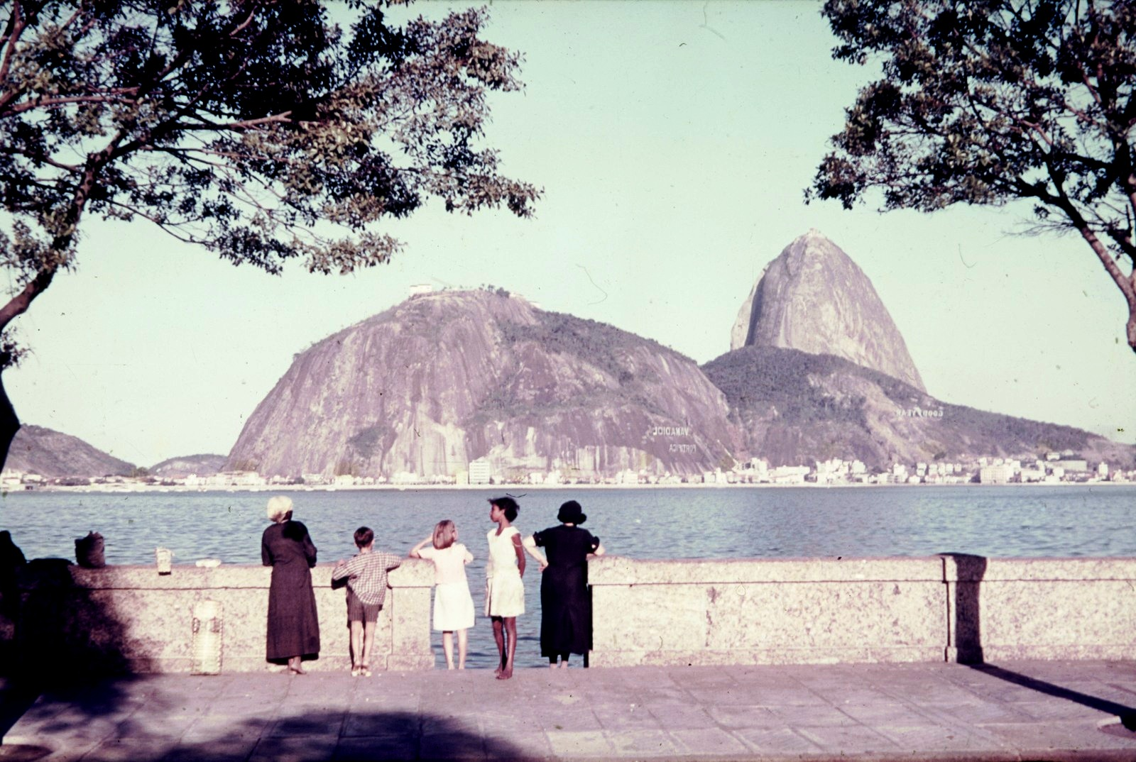 Рио-де-Жанейро. Смотровая площадка