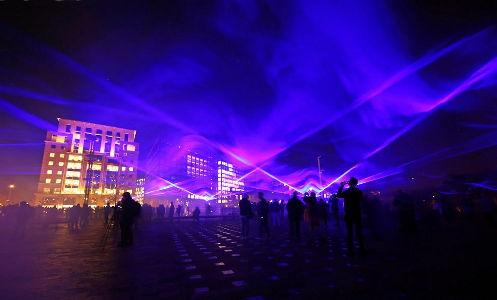 Лондонский фестиваль света
