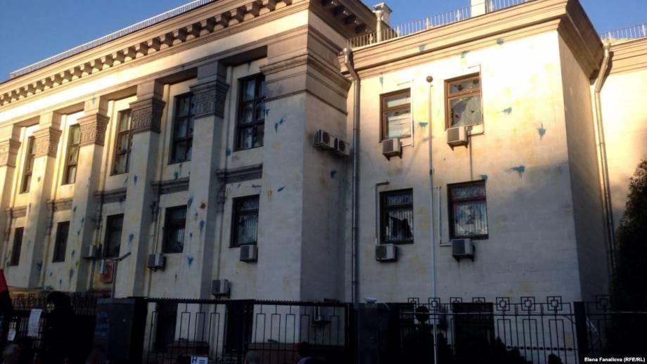 Посольство России о выдворении дипломатов: это усложнит диалог в конструктивном русле