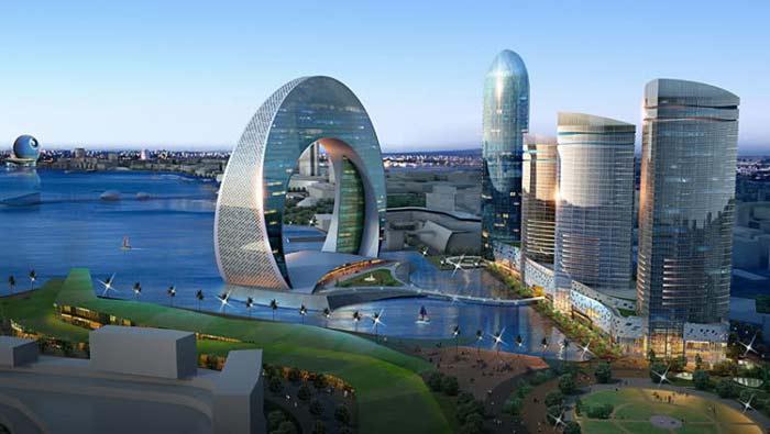 Баку город Азербайджана
