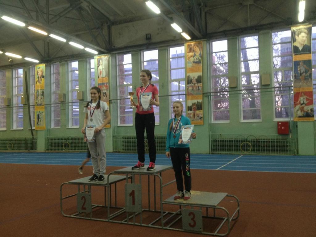 Кораблинские спортсмены приняли участие в VI открытых областных соревнованиях по легкой атлетике