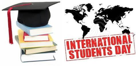 Открытки. Международный день студента. Празднуем вместе