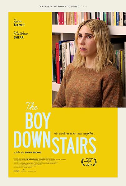 Бывший парень по соседству / The Boy Downstairs (2017/WEB-DL/WEB-DLRip)