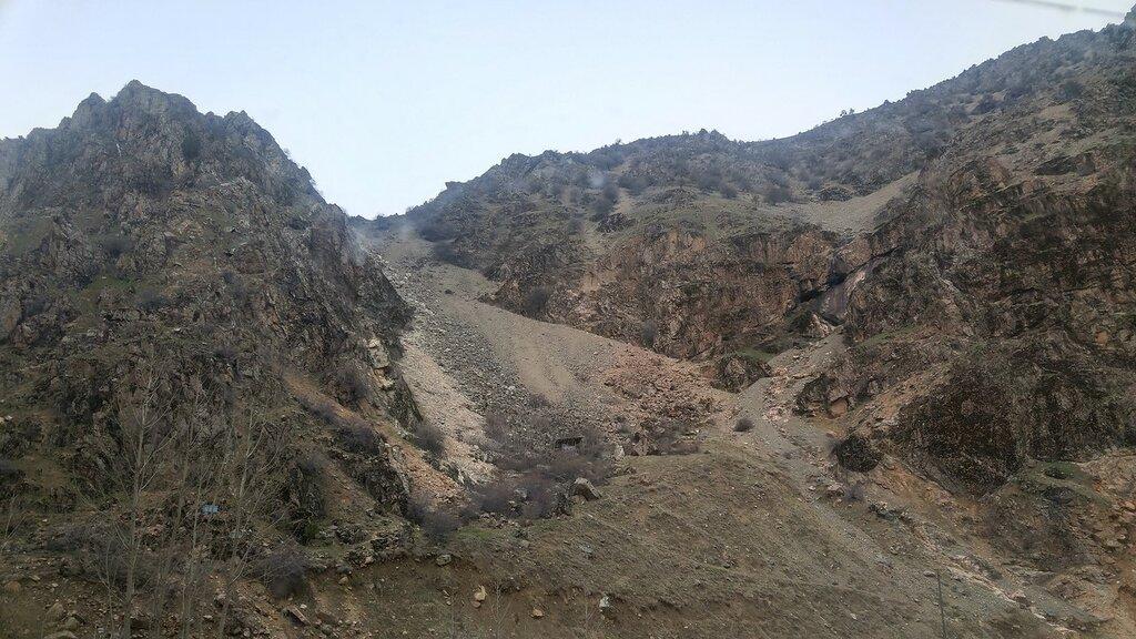 Горная порода Таджикистан