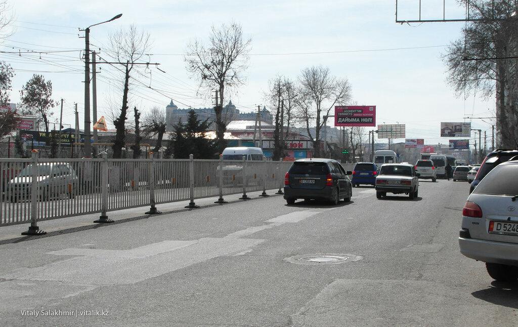 Улица Масалиева, Ош