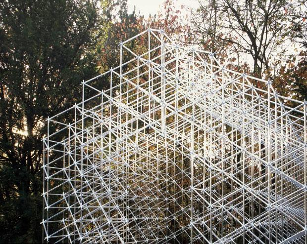 Garden Folly by Kawahara Krause Architects