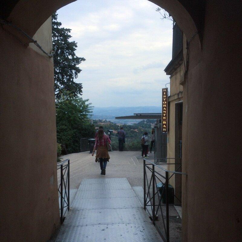 Перуджа. Панорамы Умбрии