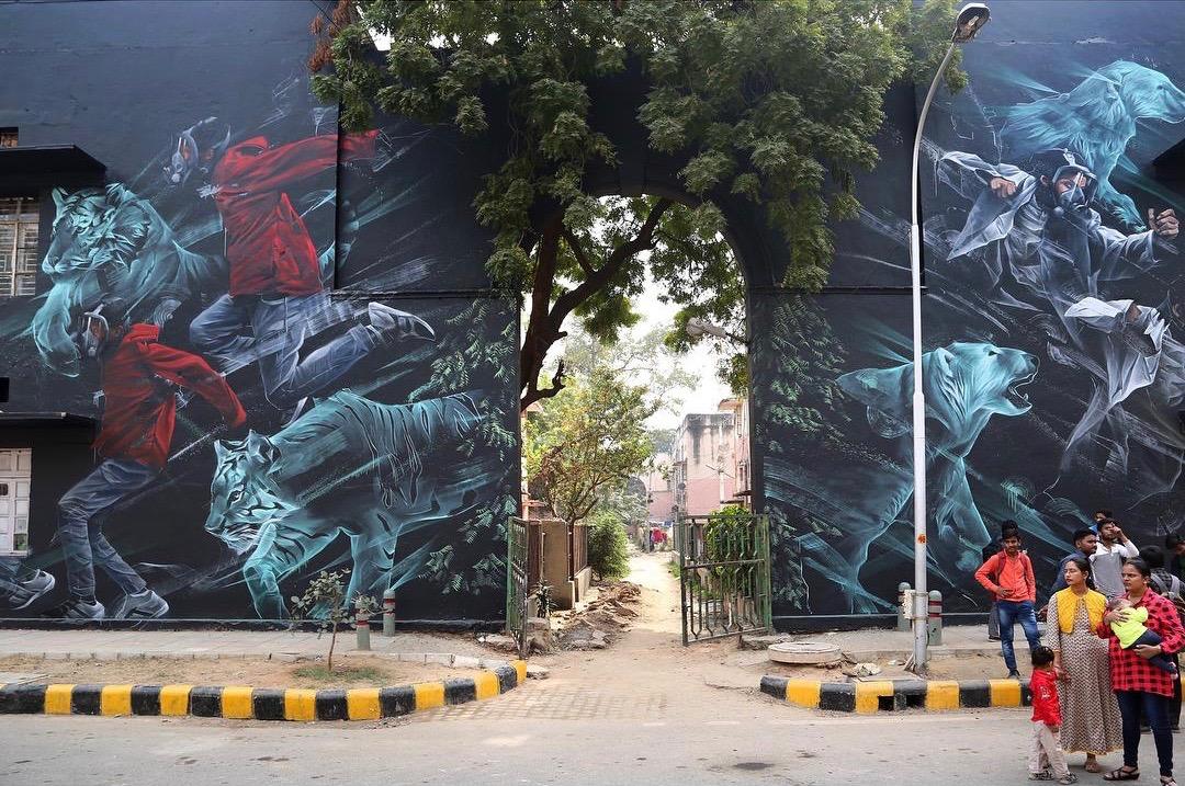 Streets: Aaron Li-Hill (New Delhi) (5 pics)