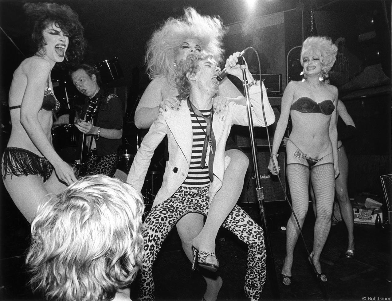 1978. «Dead Boys»