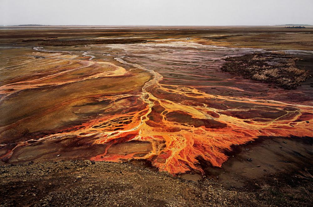 Ландшафтные фотографии Эдварда Буртынский