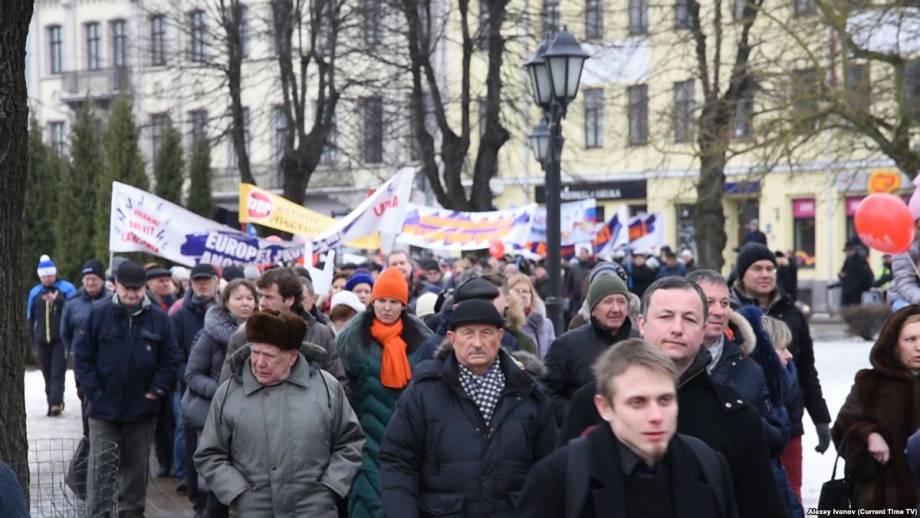 Сейм Латвии утвердил латышский язык как единственный язык обучения среднего образования