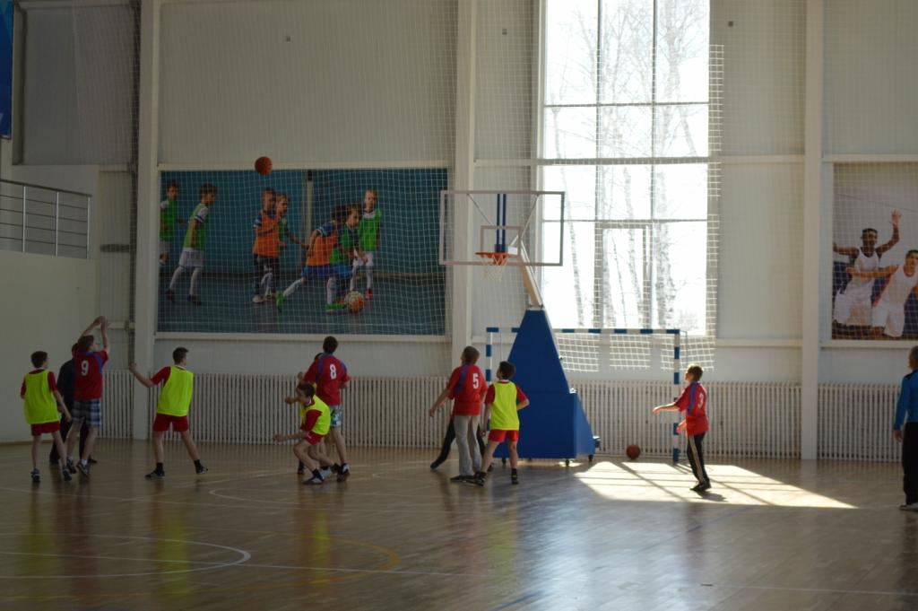 В ГАУ ДО «ДЮСШ «Рекорд» г. Кораблино состоялось открытое первенство по баскетболу среди юношей