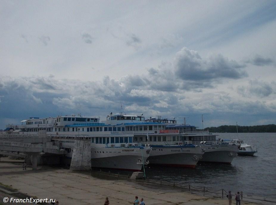 Самарский порт