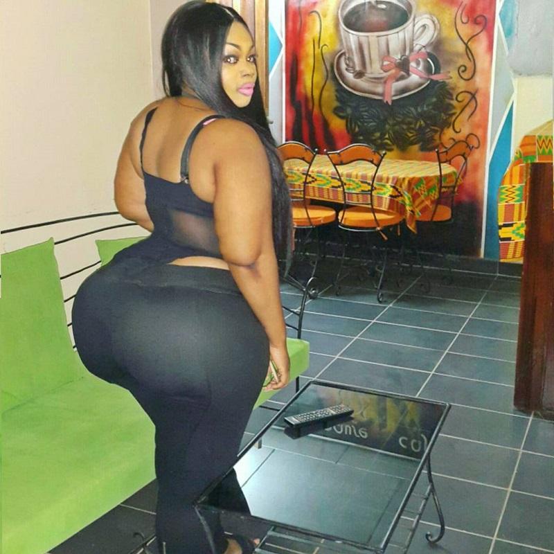 Новые фото этой африканской модели Юдокси Яо