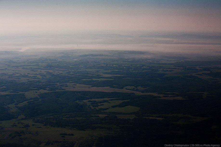 аэропорт Красноярск небо путешествия
