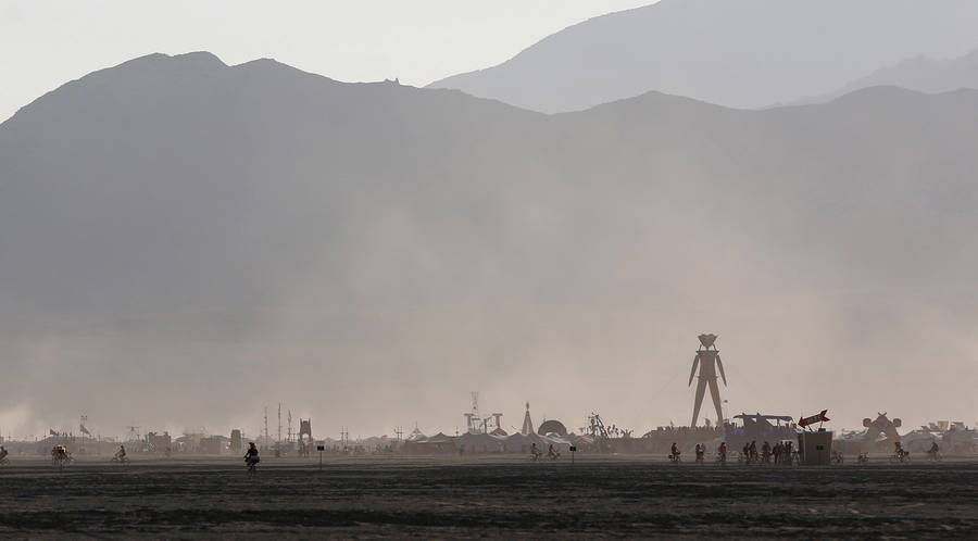 Burning Man Photography 2015