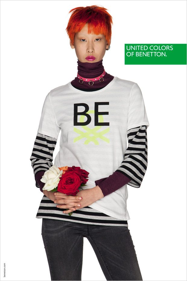 Discover United Colors of Benetton Spring Summer 2018 Collection