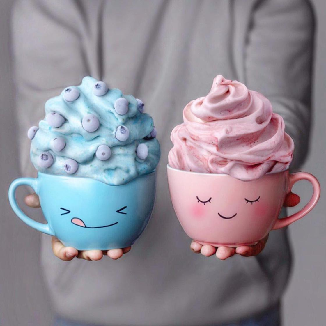 The latest vegan creations of Naturally Jo are ultra kawaii and colorful (22 pics)