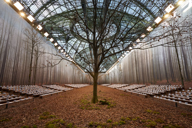 Take a Tour of Chanel's Fall Winter 2018 Showspace at #PFW