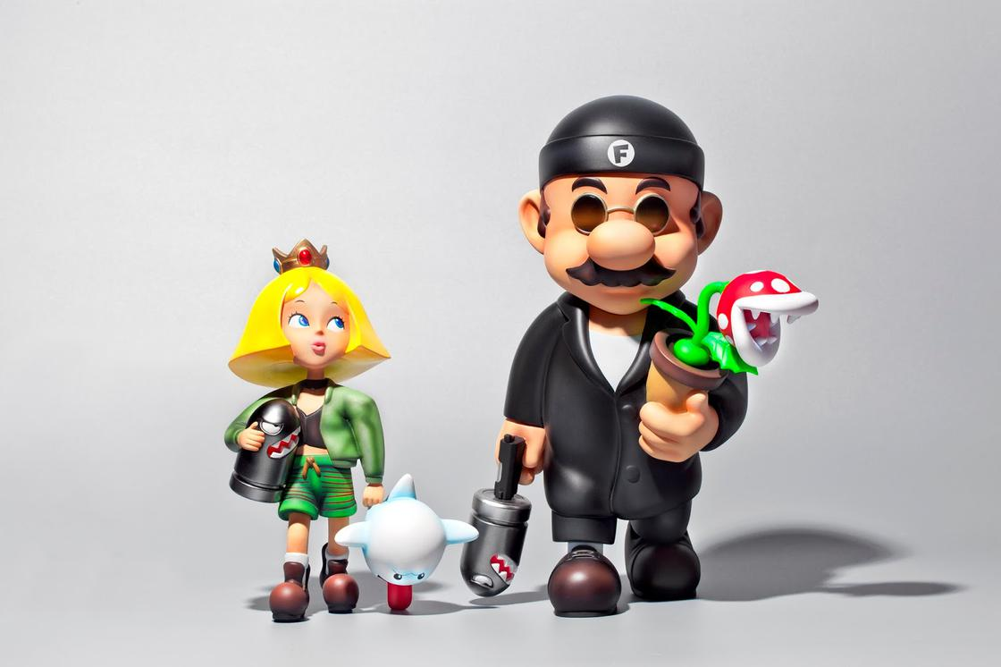 Leon – When Mario pays tribute to the cult movie with an awesome figurine (11 pics)