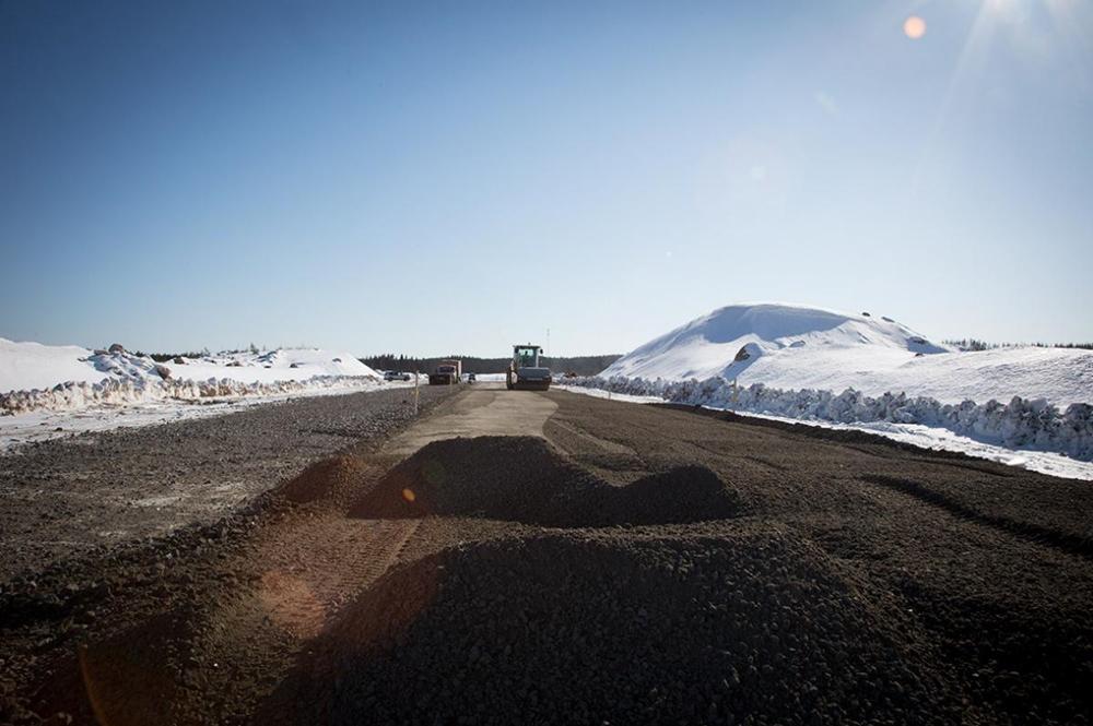 В Финляндии продолжается строительство трассы КимиРинг/KymiRing