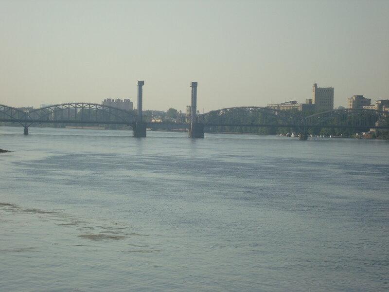 Санкт-Петербург. Финляндский железнодорожный мост