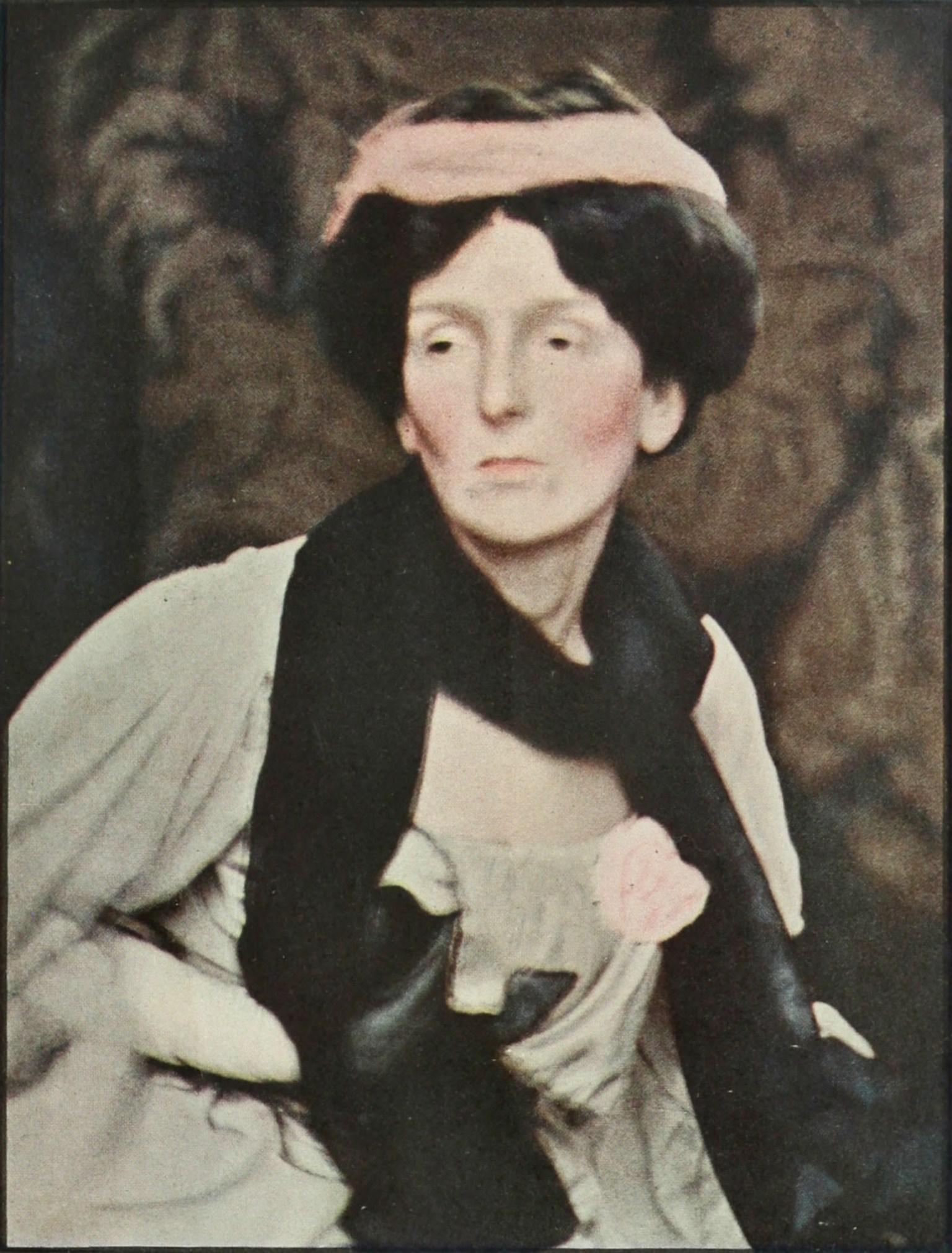 1908. Г-жа  Грейффенхаген