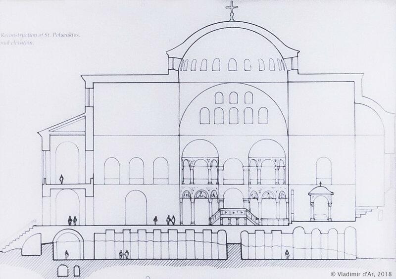 Церковь Св. Полиевкта в Константинополе