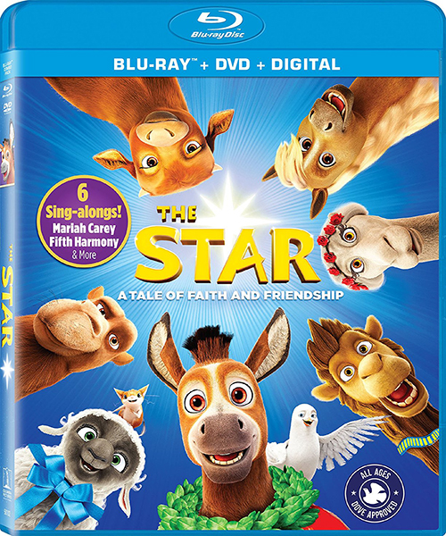 Путеводная звезда / The Star (2017/BDRip/HDRip)