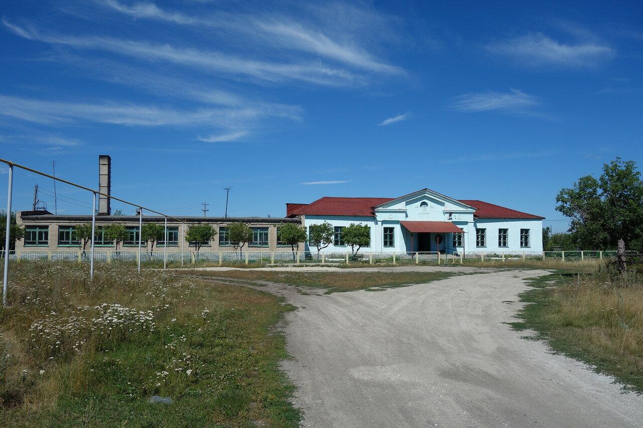 школа 1956 п. Джабык