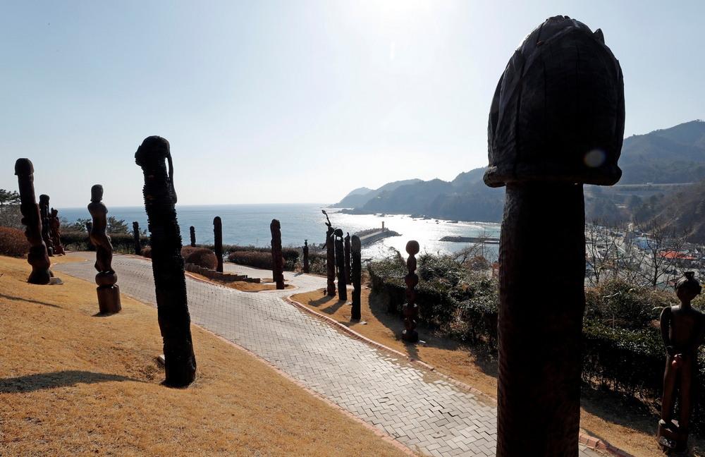 «Penis Park» в Южной Корее
