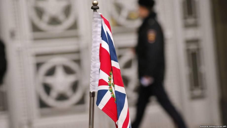 Россия требует от Британии сравнять численность дипмиссий в Москве и Лондоне