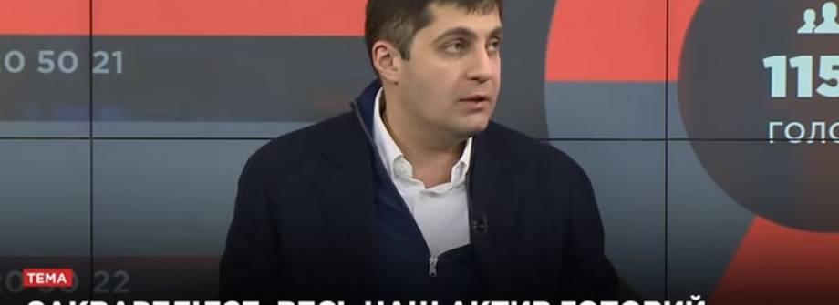 Сакварелидзе рассказал, почему важно оппозиционным силам поддержать единого нового кандидата в Президенты