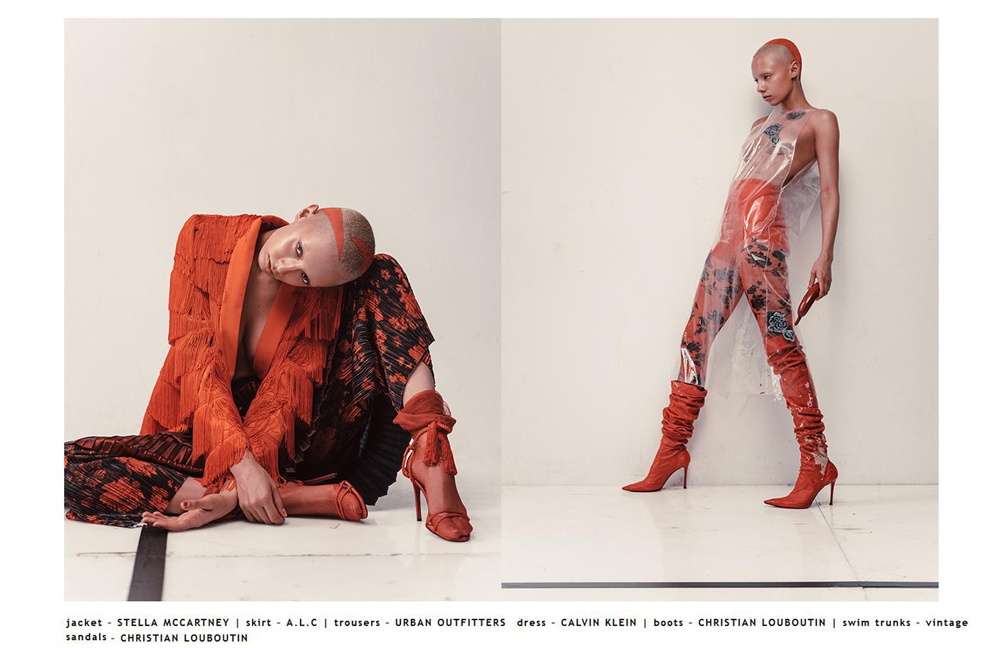 Orange Wednesdays - King Kong Magazine | фото Joseph Paradiso