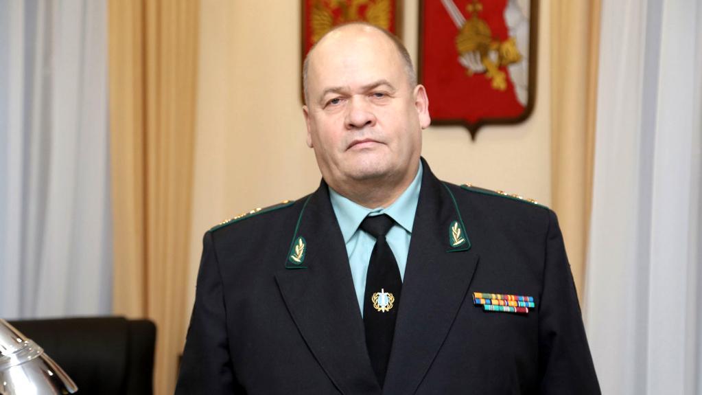 Службу судебных приставов Вологодской области возглавил гость изМурманска